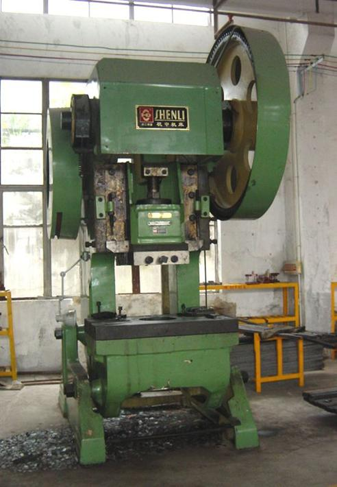 Punching machine